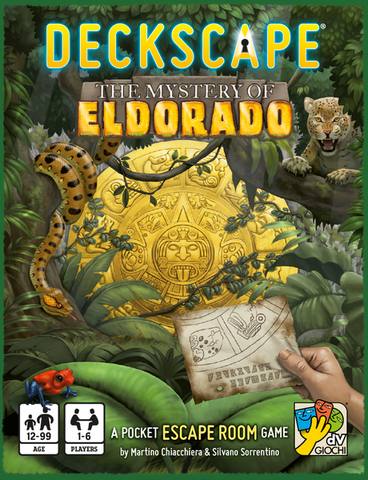 Deckscape - The Mystery of Eldorado