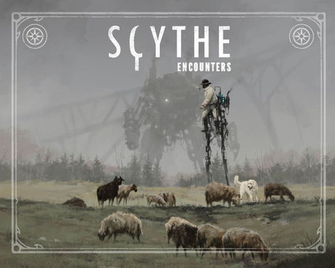 Scythe Encounters (expected in stock on 11th December)