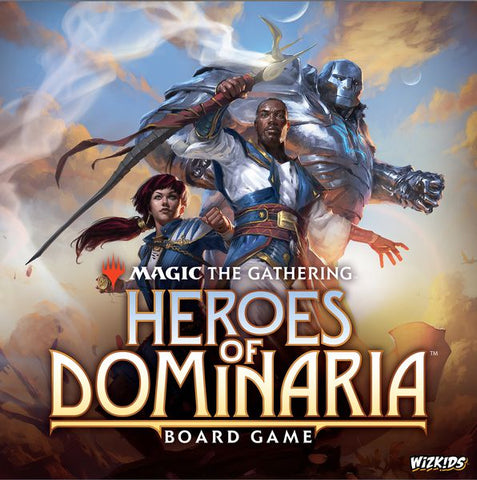 Magic The Gathering: Heroes of Dominaria Board Game Standard Edition