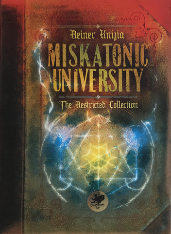 Miskatonic University: The Restricted Collection - reduced price*