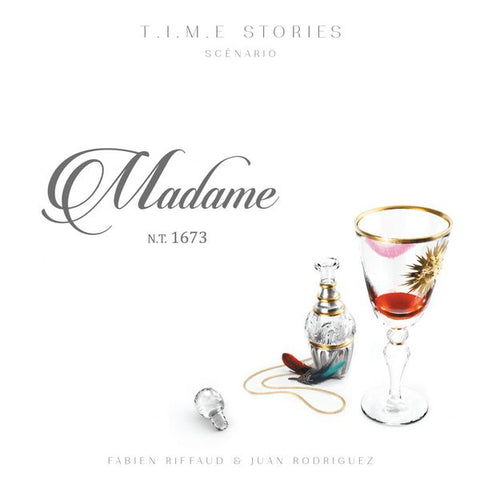 (T.I.M.E.) Time Stories: Madame