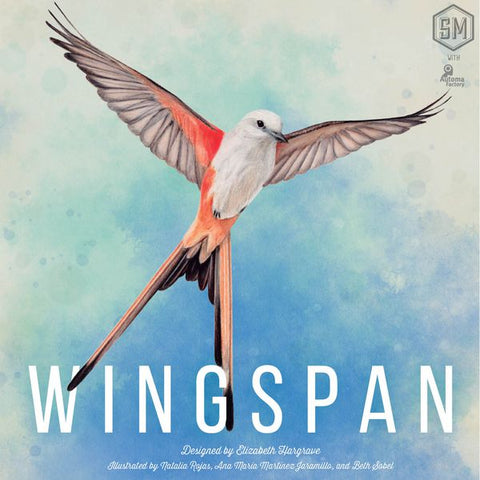 Wingspan (now includes Swift-start promo pack)