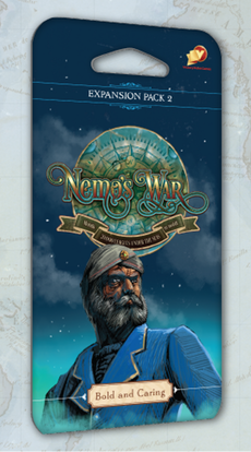Nemo's War (2nd Edition): Bold and Caring Expansion Pack 2