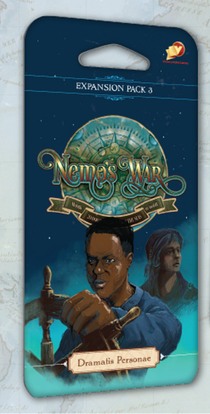 Nemo's War (2nd Edition): Dramatis Personae Expansion Pack 3