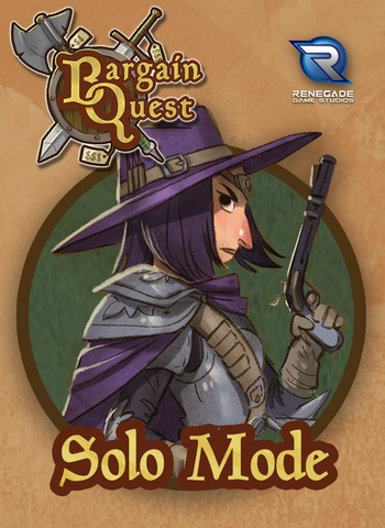 Bargain Quest: Solo Mode Expansion