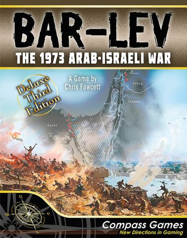Bar Lev: The 1973 Arab Israeli War Deluxe Edition