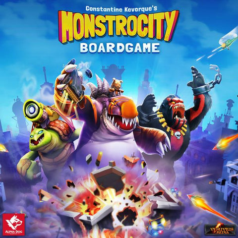 Monstrocity (expected in stock on 23rd June)