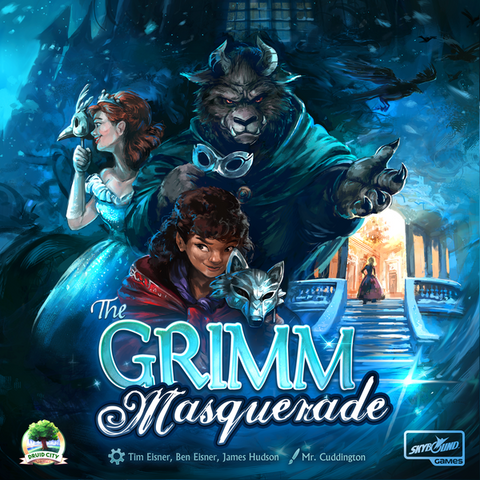 The Grimm Masquerade Board Game