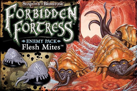 Shadows of Brimstone: Flesh Mites Enemy Pack Expansion