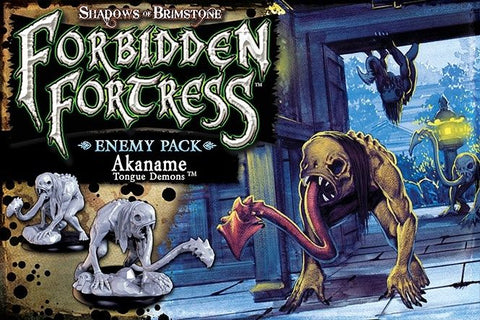 Shadows of Brimstone: Akaname Tongue Demon Enemy Pack Expansion