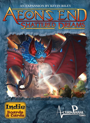 Aeon's End: Shattered Dreams Expansion