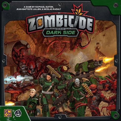 Zombicide Invader: Dark Side (expected in stock on 24th September)