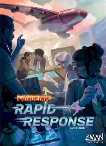 Pandemic Rapid Response (release date 28th June)