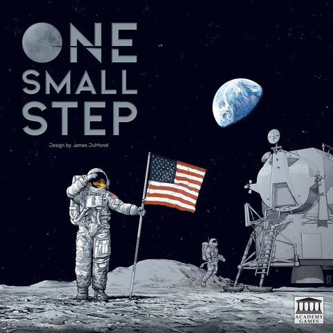 One Small Step (expected in stock on 19th January)