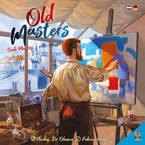 Old Masters (aka Colors of Paris)