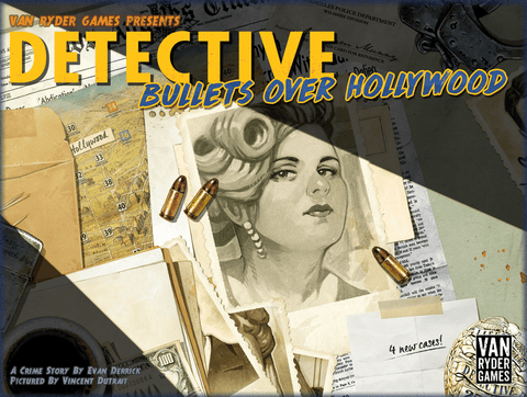 Detective: City of Angels: Bullets over Hollywood