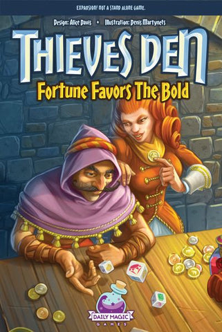 Thieves Den: Fortune Favors the Bold Expansion