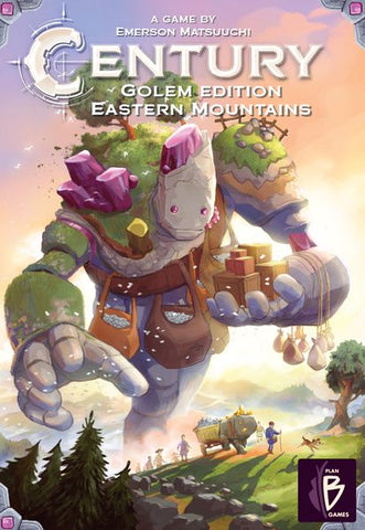 Century: Golem Edition Eastern Mountains (expected in stock on 4th August)