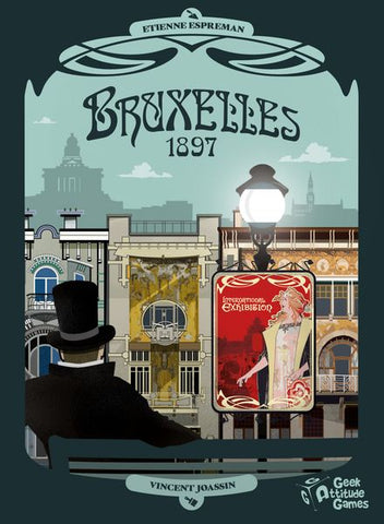 Bruxelles 1897 (expected in stock on 24th February)