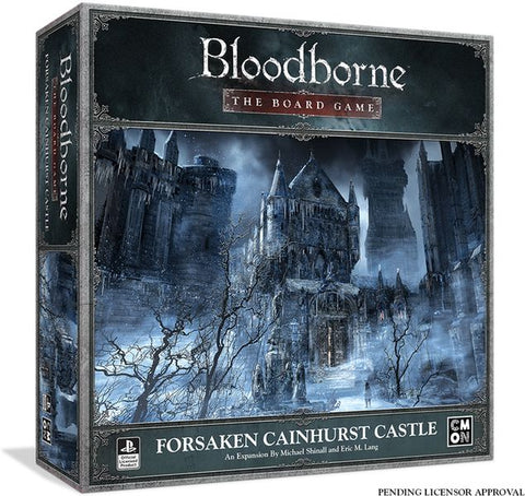 Bloodborne: The Board Games: Forsaken Cainhurst Castle