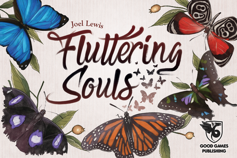 Fluttering Souls (expected in stock on 27th May)