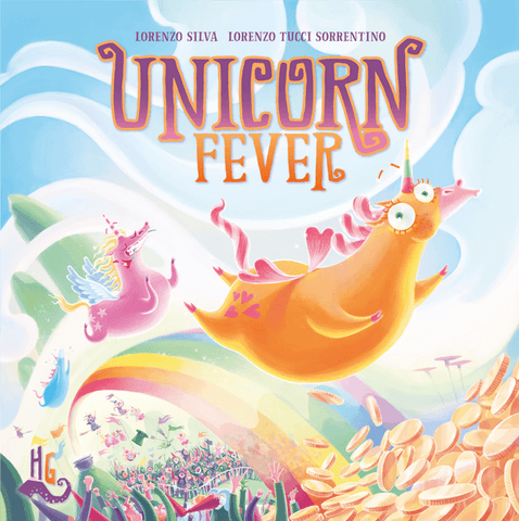 Unicorn Fever (expected in stock on 19th January)