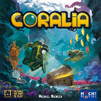 Coralia (expected in stock on 17th February)