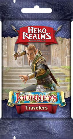 Hero Realms: Travelers- Journeys