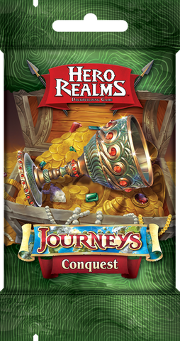 Hero Realms: Conquest- Journeys