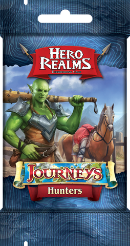 Hero Realms: Hunters- Journeys