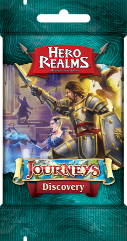Hero Realms: Discovery- Journeys