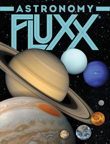Astronomy Fluxx (expected in stock on 20th January)