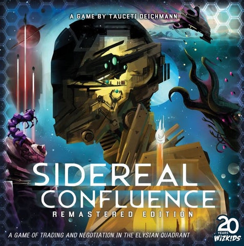 Sidereal Confluence (Remastered Edition)