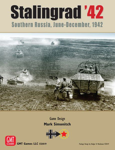 Stalingrad '42: Southern Russia from Case Blau to Operation Uranus