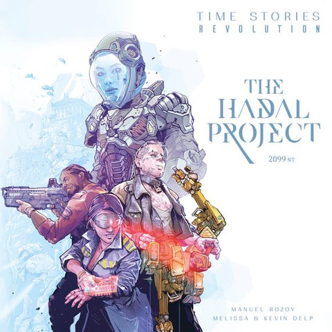 (T.I.M.E.) Time Stories Revolution: The Hadal Project