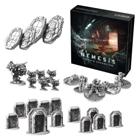 Nemesis: Terrain Expansions (expected in stock on 22nd September)