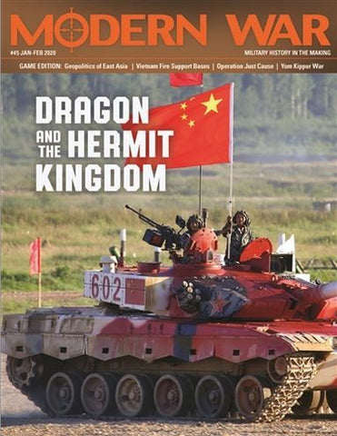 Modern War #45 (The Dragon and The Hermit Kingdom)