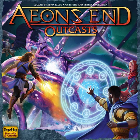 Aeon's End: Outcasts (expected in stock on 24th November)