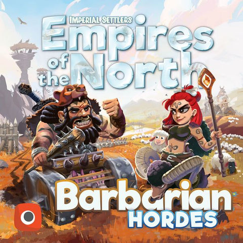 Imperial Settlers: Empires of the North: Barbarian Hordes
