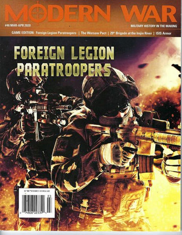 Modern War #46 (Foreign Legion Paratrooper)