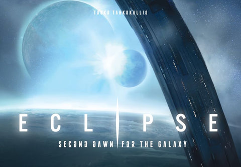 Eclipse: 2nd Dawn for the Galaxy (expected in stock on 4th August)