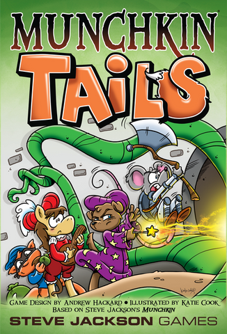 Munchkin Tails (expected in stock on 11th August)