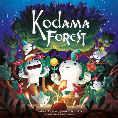 Kodama Forest (expected in stock on 24th November)