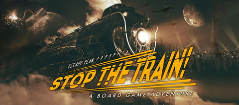 Stop the Train! (expected in stock on 19th January)