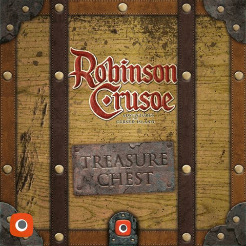Robinson Crusoe Board Game: Treasure Chest Expansion