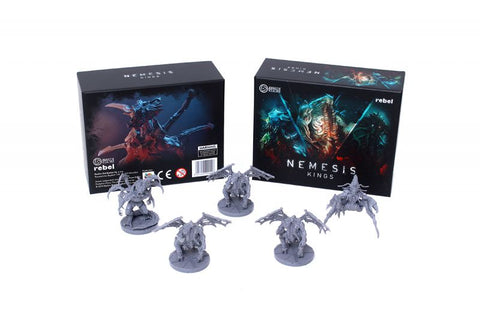 Nemesis: Alien Kings Expansion