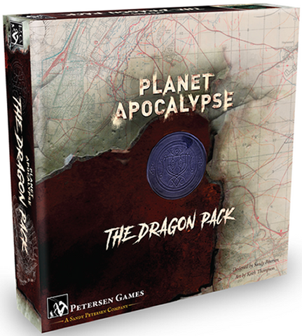 Planet Apocalypse: Dragon Pack