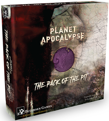 Planet Apocalypse: Pack of the Pit