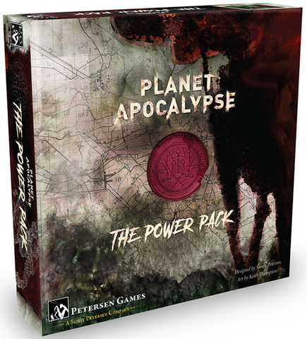 Planet Apocalypse: Power Pack