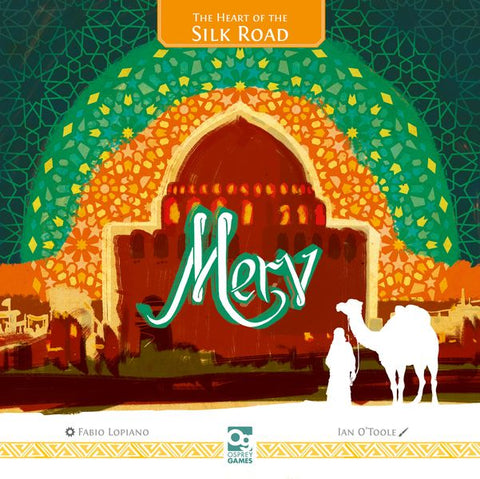 Merv: The Heart of the Silk Road (expected in stock on 1st December)